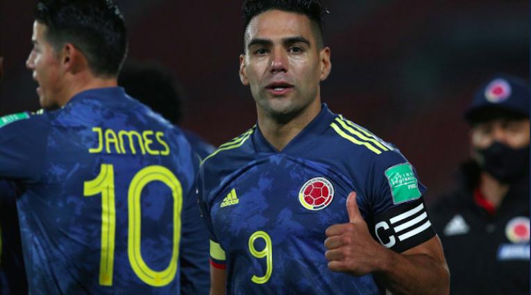 Falcao, Selección Colombia