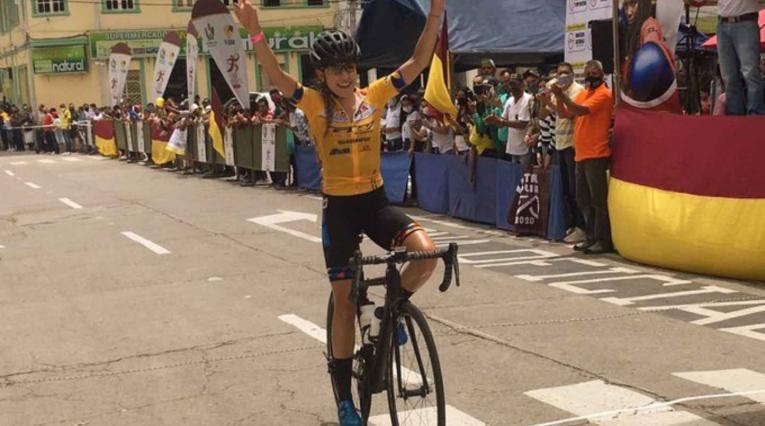 Natalia Pardo - Vuelta al Tolima