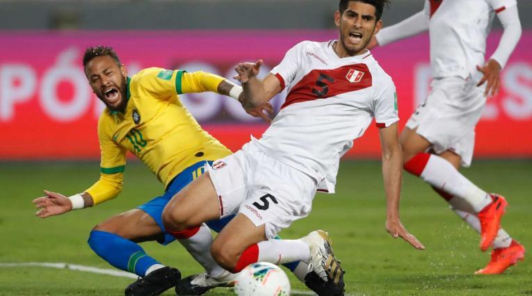 Perú Vs Brasii