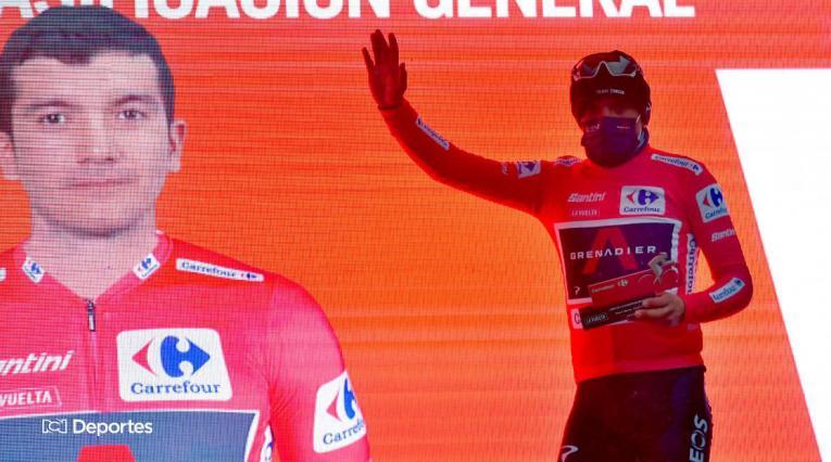 Richard Carapaz - Vuelta a España 2020