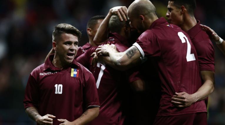 Selección Venezuela 2019
