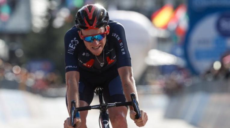 Tao Geoghegan Hart, campeón del Giro de Italia 2020