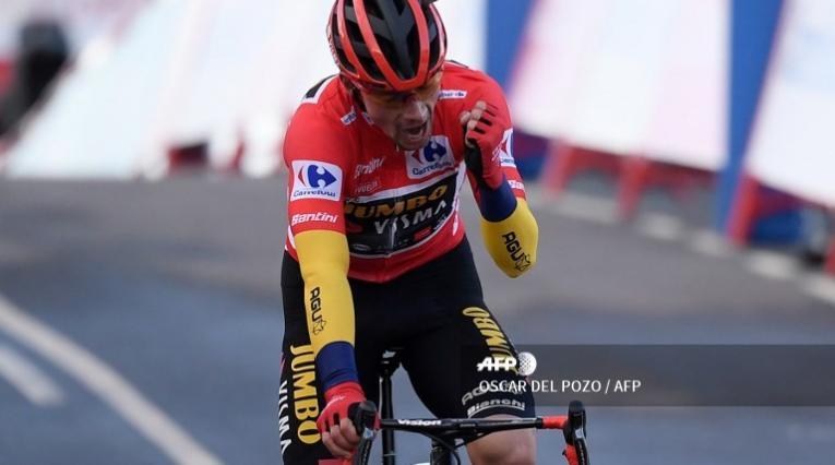 Roglic, campeón de la Vuelta a España 2020