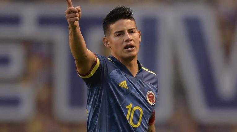 Selección Colombia, James Rodríguez