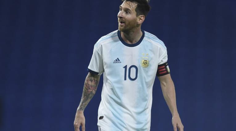 Lionel Messi, Eliminatorias Qatar 2022