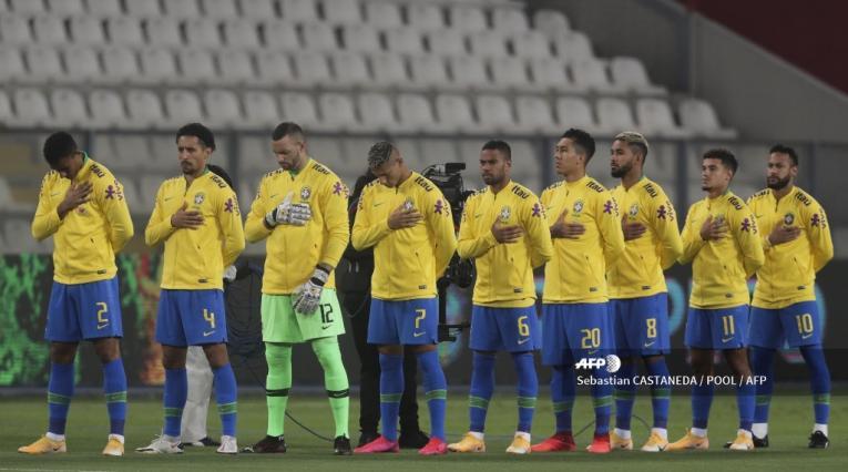 Selección de Brasil 2020