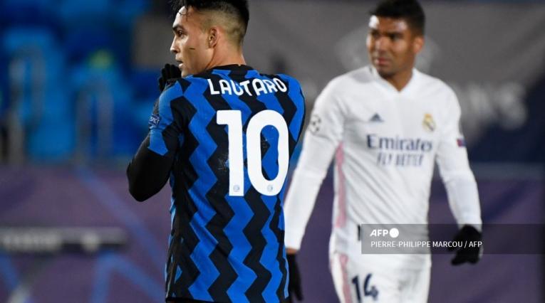 Inter vs Real Madrid 2020
