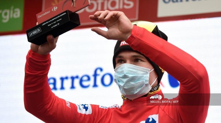Primoz Roglic - Vuelta a España 2020