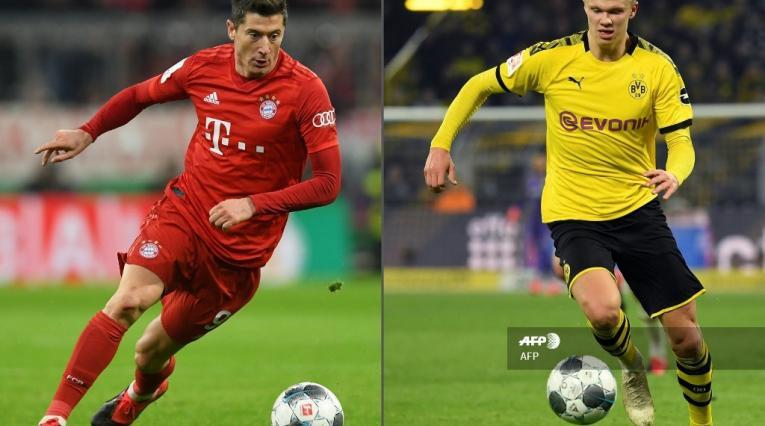 Bayer Munchen vs Borussia Dortmund