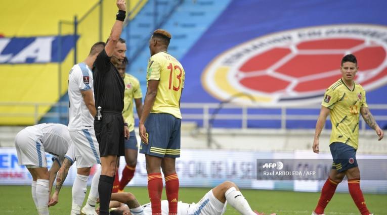 Colombia vs Uruguay - Fernando Rapallini
