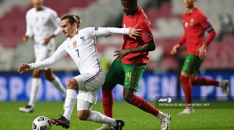 Francia vs Portugal