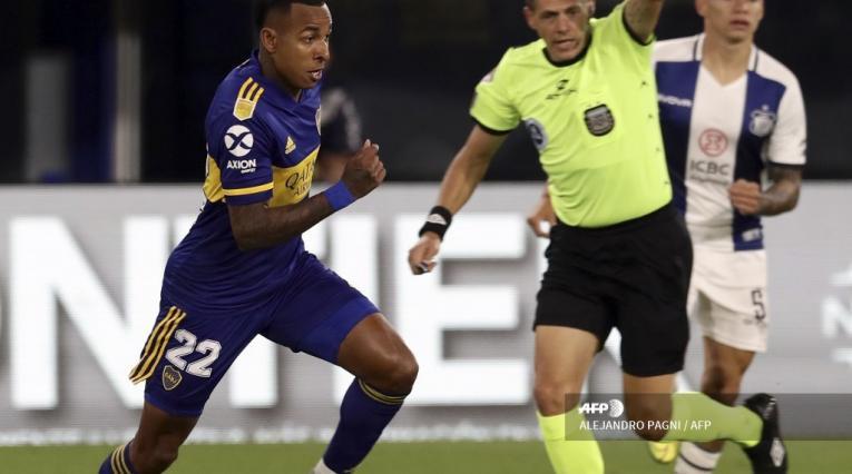 Sebastián Villa - Boca Juniors