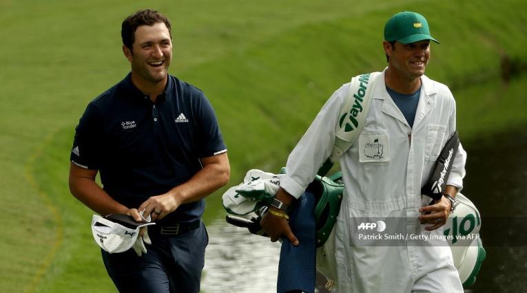 Jon Rahm, golfista español