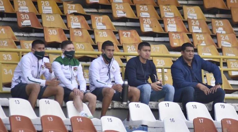 Captura de pantalla presidente Federación Boliviana de Fútbol