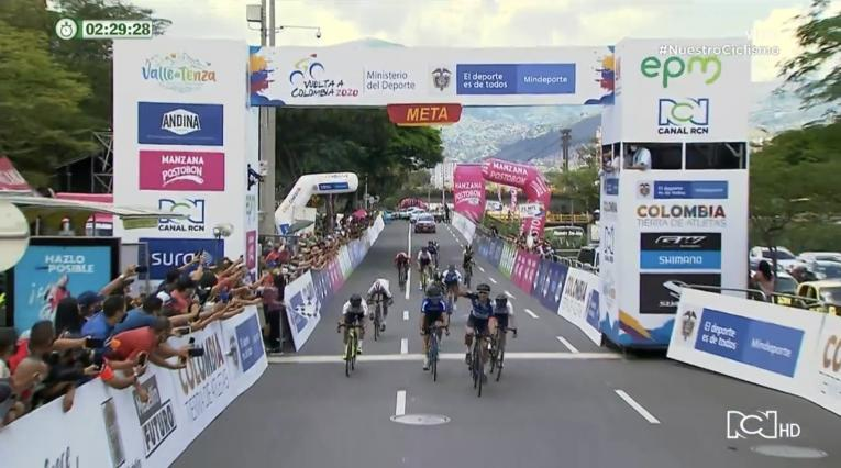 Vuelta a Colombia 2020