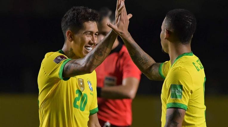 Brasil - Eliminatoria