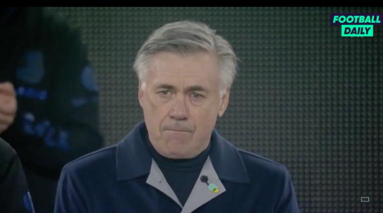 Captura de pantalla, Carlo Ancelotti