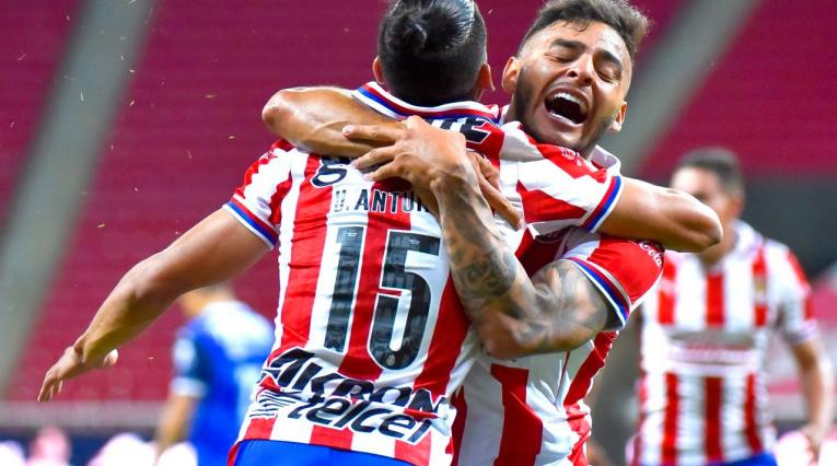 Chivas, Liga MX