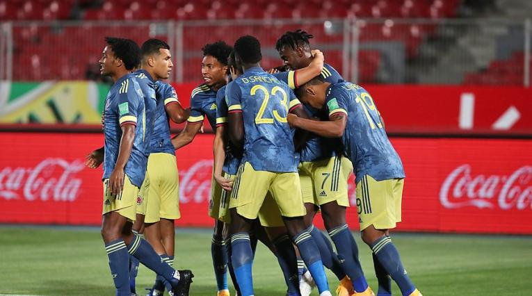 Colombia, Eliminatorias Qatar 2022
