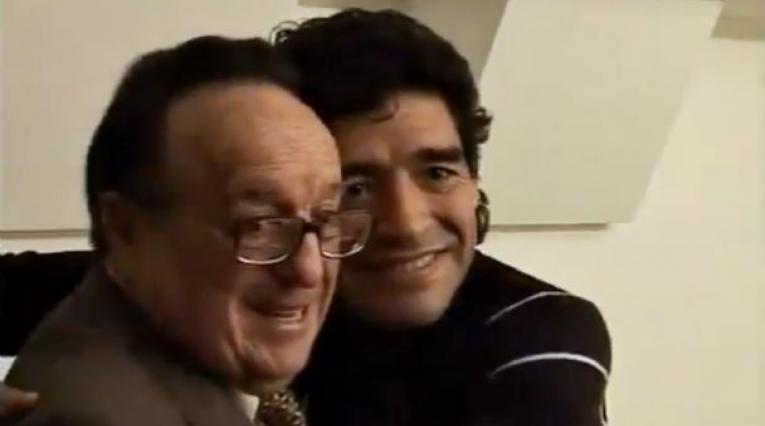 Maradona y Chespirito