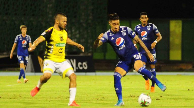 Alianza vs Millonarios - Copa Betplay
