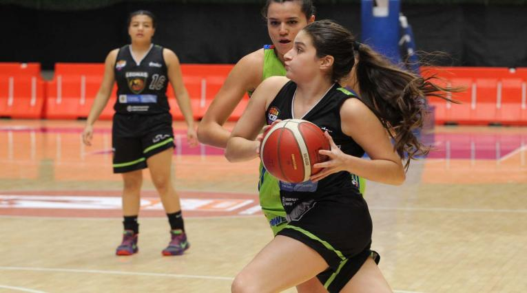 Leonas - Baloncesto femenino