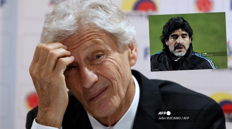 Pékerman y Maradona