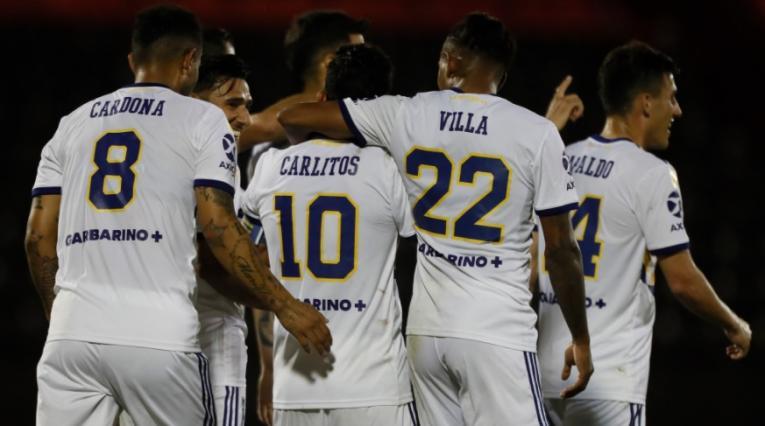 Boca Juniors - Sebastián Villa