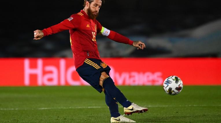 Sergio Ramos, España