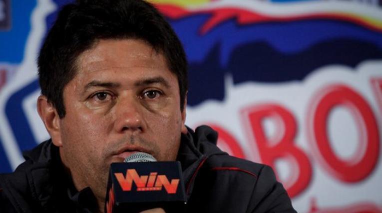 Wilson Gutiérrez, técnico de Alianza Petrolera