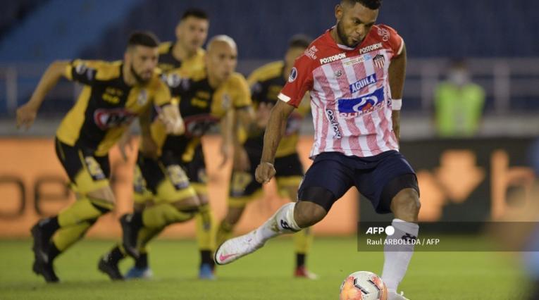 Junior vs Coquimbo
