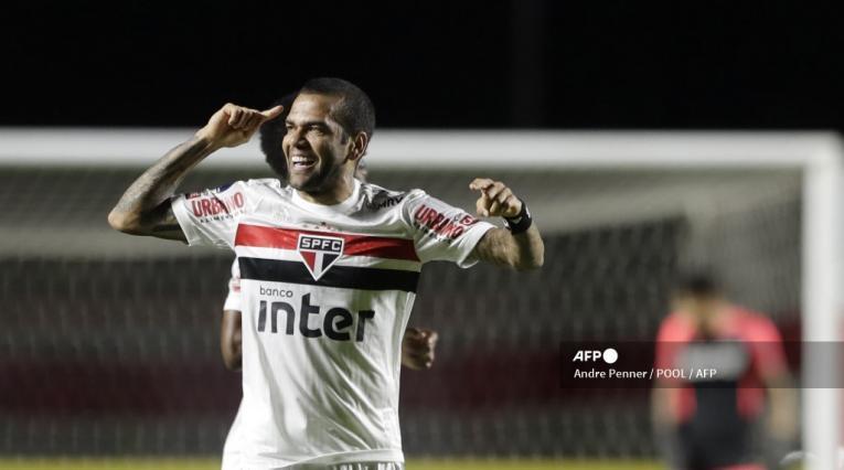 Dani Alves - Sao Pablo