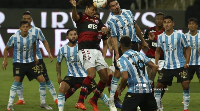 Flamengo vs Racing - Copa Libertadores
