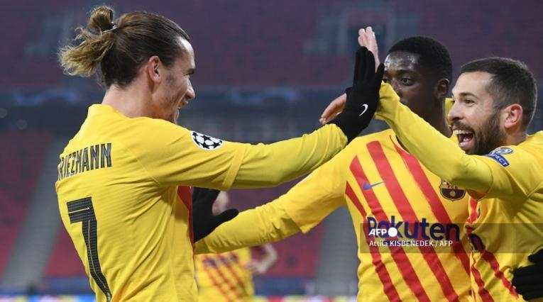 Barcelona, Champions