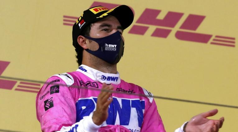 Sergio Pérez, Formula 1