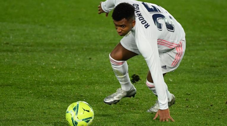 Real Madrid, Rodrygo