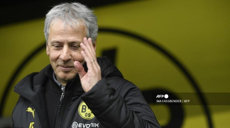 Lucien Favre, extécnico de Borussia Dortmund