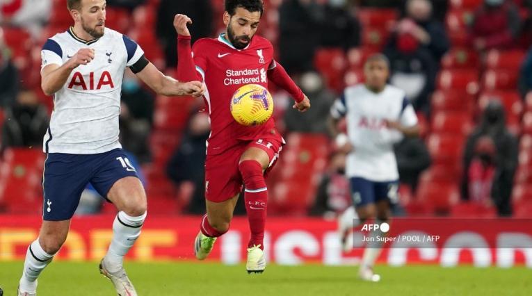 Liverpool vs Tottenham 2020