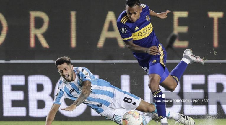 Sebastián Villa - Boca Juniors vs Racing