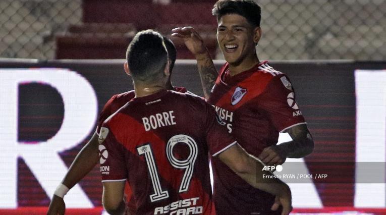 Jorge Carrascal, River Plate 2020