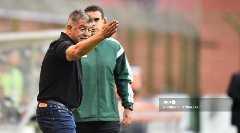 Claudio Borghi, técnico argentino