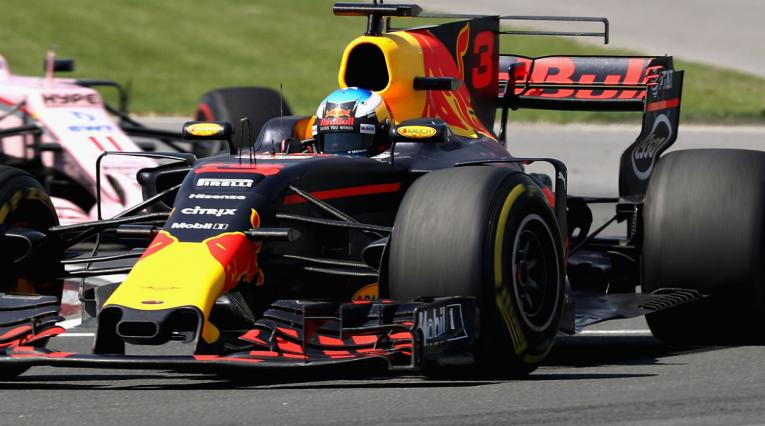 Red Bull, Fórmula 1
