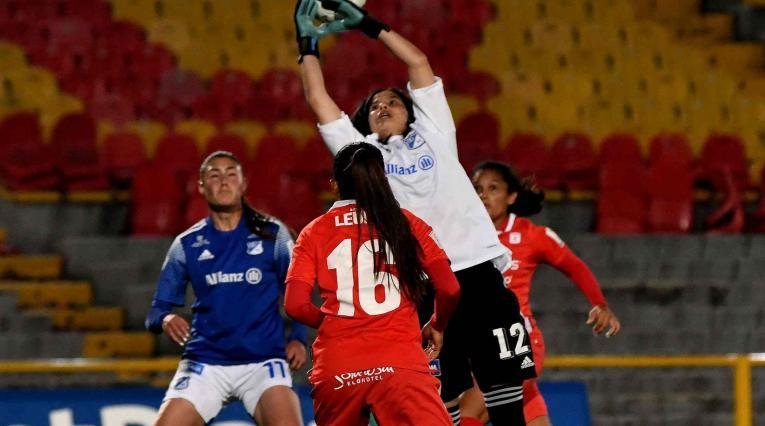 Millonarios vs América - Liga Femenina 2020