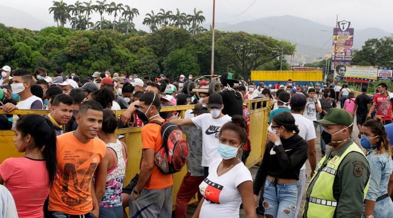 Pico y cédula en Cúcuta