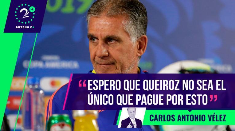 Carlos Antonio Vélez, Palabras Mayores del 1 de diciembre