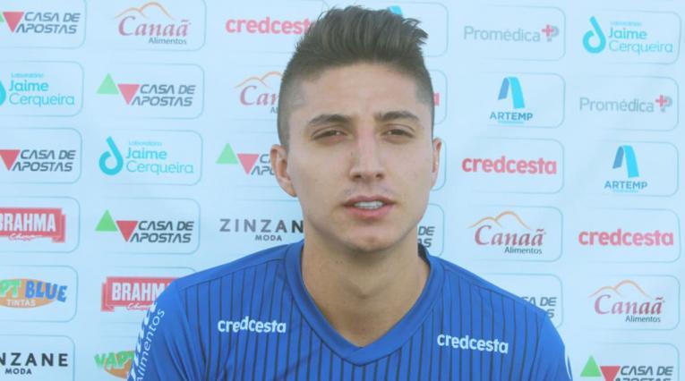 Juan Pablo 'Indio' Ramírez, futbolista colombiano