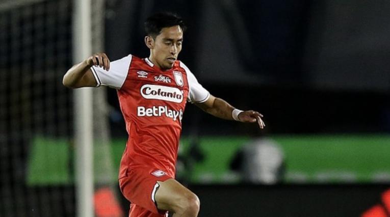 Fabián Sambueza, Independiente Santa Fe 2020