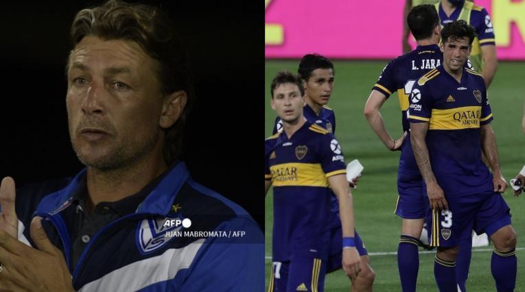 Heinze y Boca Juniors