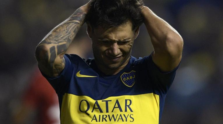 Mauro Zárate, Boca Juniors