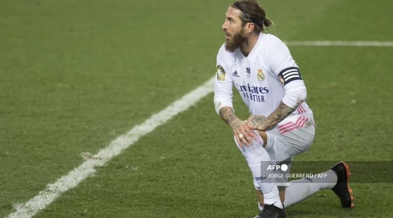 Sergio Ramos, Real Madrid 2021